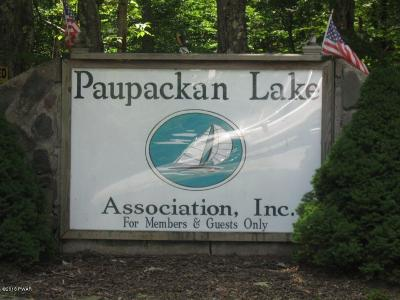 Paupackan Lake Estates Residential Lots & Land For Sale: 566 Sunrise Trl