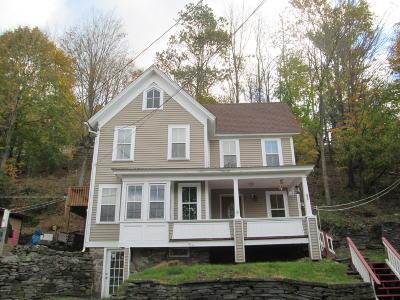 Single Family Home For Sale: 377 Riverside Dr