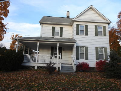 Matamoras Single Family Home For Sale: 310 Avenue G