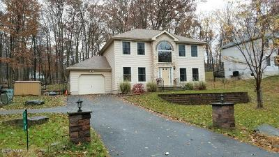 Milford Single Family Home For Sale: 249 Ridge Dr