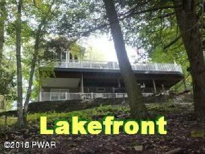 Wayne County Single Family Home For Sale: 14 W Lakeside Dr