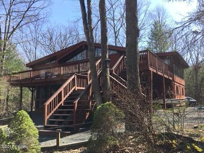 Lords Valley PA Single Family Home For Sale: $600,000