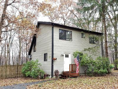 Milford PA Single Family Home For Sale: $130,000
