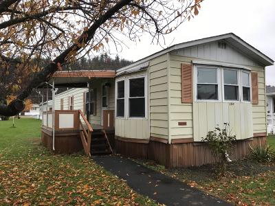 Milford PA Single Family Home For Sale: $32,900
