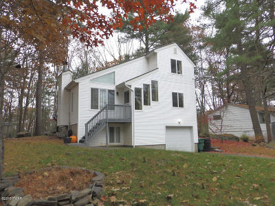 Dingmans Ferry PA Single Family Home For Sale: $139,900