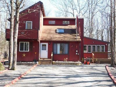 lords valley Single Family Home For Sale: 127 Franklin Dr