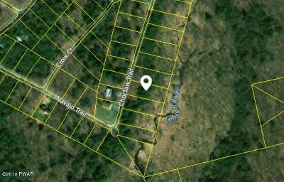 Wayne County Residential Lots & Land For Sale: Lot 17 Choctaw Trl