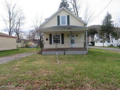 Pike County Single Family Home For Sale: 408 1st St
