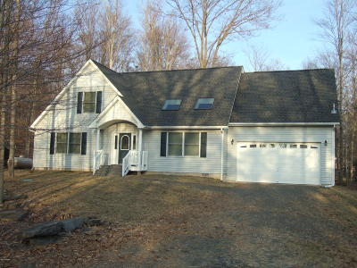 Wallenpaupack Lake Estates Single Family Home For Sale: 1008 Ellys Ct