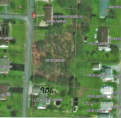 Forest City Residential Lots & Land For Sale: Susquehanna St