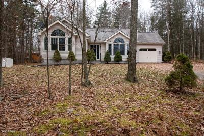 Milford Single Family Home For Sale: 110 Rhododendron Ln