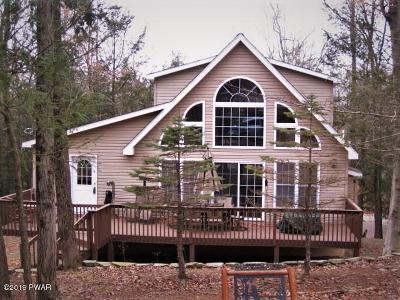 Wallenpaupack Lake Estates Single Family Home For Sale: 1039 Green Valley Cir