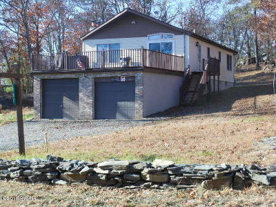 Dingmans Ferry Single Family Home For Sale: 267 Skyline Dr