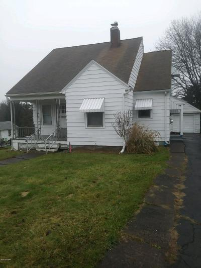 Honesdale Single Family Home For Sale: 781 Ridge St