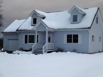 Waymart Single Family Home For Sale: 23 Brookside Rd