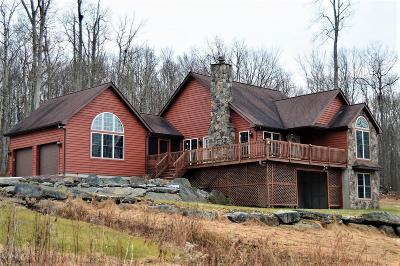 Narrowsburg Single Family Home For Sale: 69 Hemlock Ln