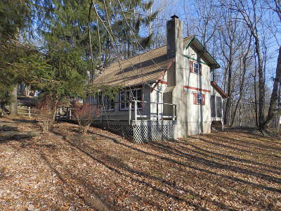 Dingmans Ferry PA Single Family Home For Sale: $114,900
