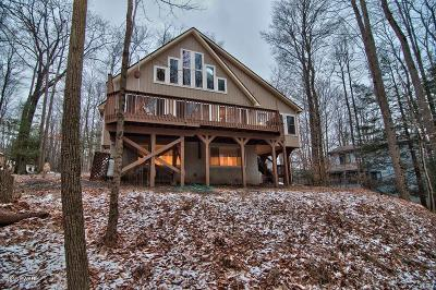 Wayne County Single Family Home For Sale: 3557 Chestnuthill Dr