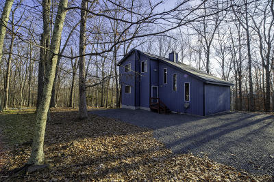 Lackawaxen PA Single Family Home For Sale: $189,000