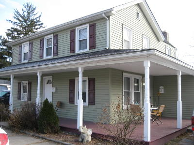 Matamoras Multi Family Home For Sale: 104 Avenue E