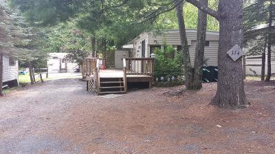 Big Bear Camp Grounds Single Family Home For Sale: 7 Cindy Ln