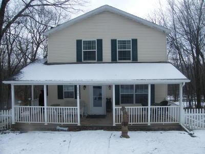 Single Family Home For Sale: 122 N Ridge Dr