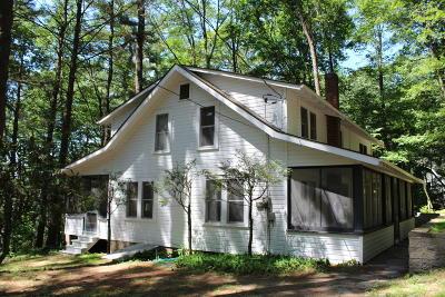 Paupack Single Family Home For Sale: 136 Pellet Rd