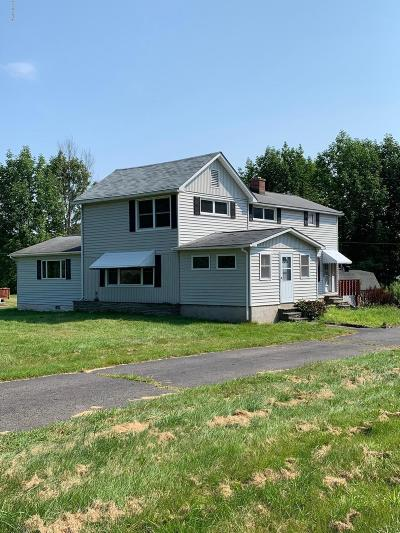 Honesdale Single Family Home For Sale: 154 Old Salem Pike