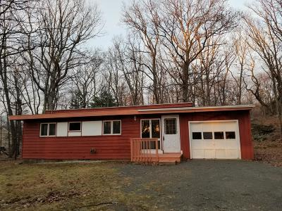 Lords Valley PA Single Family Home For Sale: $70,000