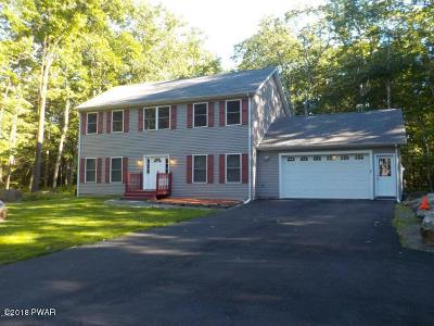 Milford Single Family Home For Sale: 106 Conklin Ln