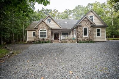 Lackawaxen PA Single Family Home For Sale: $365,000