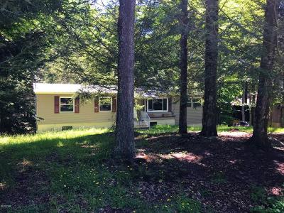 Lake Ariel PA Single Family Home For Sale: $85,000