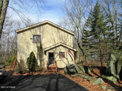 Lords Valley PA Single Family Home For Sale: $150,000