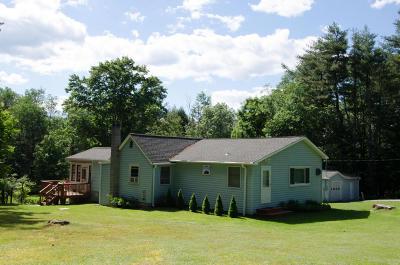 Single Family Home For Sale: 210 Bernas Rd