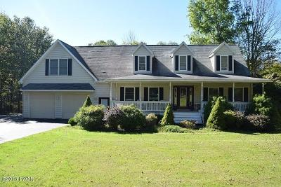 Honesdale Single Family Home For Sale: 44 Whitetail Pl