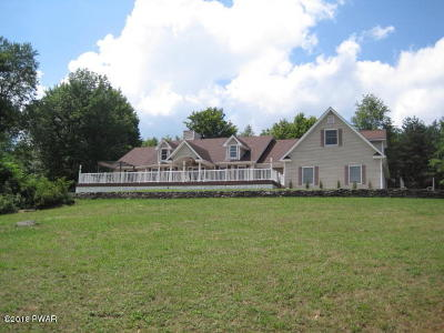 Pleasant Mount Single Family Home For Sale: 4 Crooked Creek Rd