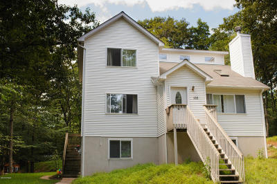 Dingmans Ferry PA Single Family Home For Sale: $174,900