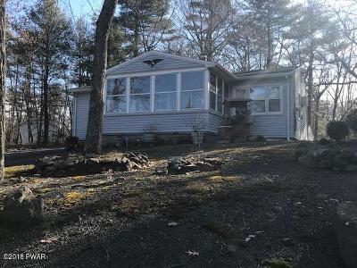 Birchwood Lake Single Family Home For Sale: 120 E Lake View Dr