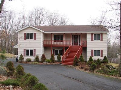 Lords Valley PA Single Family Home For Sale: $279,000