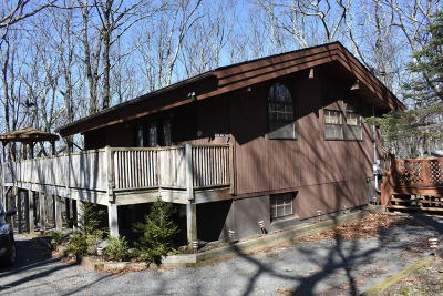Lords Valley Single Family Home For Sale: 300 Forest Drive