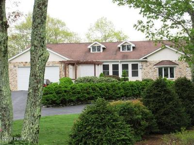 Lords Valley PA Single Family Home For Sale: $549,000