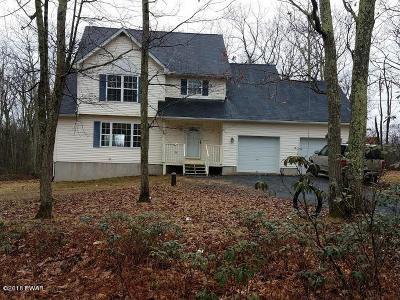 Milford PA Single Family Home For Sale: $154,900