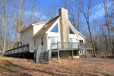 Lackawaxen Single Family Home For Sale: 121 Constitution Dr