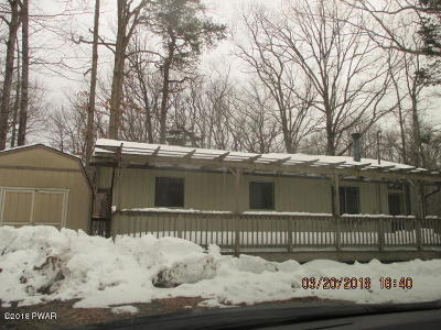 Lords Valley PA Single Family Home For Sale: $49,900