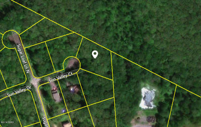 Tanglwood North Residential Lots & Land For Sale: Lot 544 Sun Valley Ct