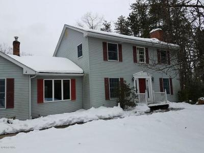 Milford Single Family Home For Sale: 347 Sawkill Rd