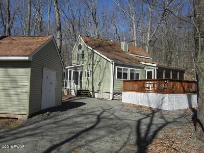 Masthope Single Family Home For Sale: 201 Falling Waters Blvd