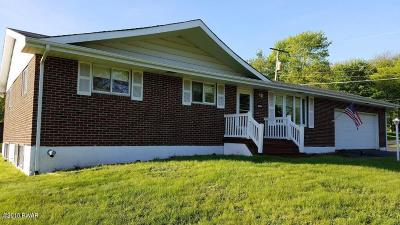 Forest City Single Family Home For Sale: 100 Valley View Terrace