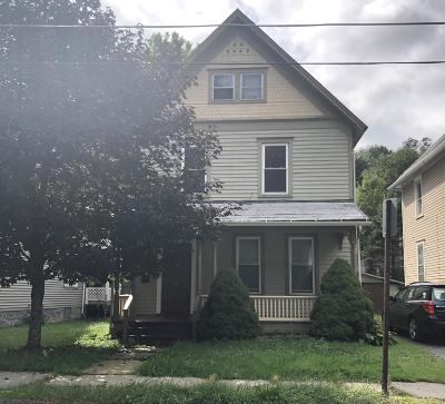 Honesdale Single Family Home For Sale: 1744 East St