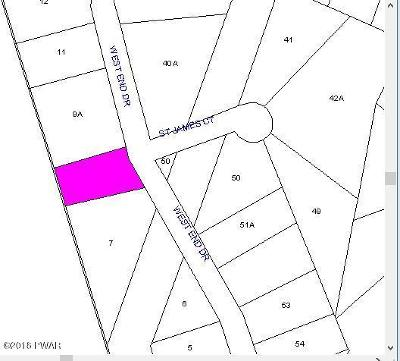 Residential Lots & Land For Sale: 134 West End Dr